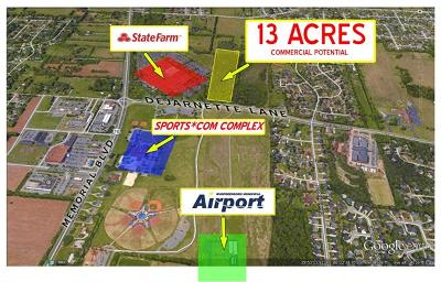 Murfreesboro Residential Lots & Land For Sale: Dejarnette Ln
