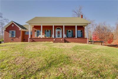 Centerville Single Family Home Under Contract - Showing: 4472 Swan Creek Rd