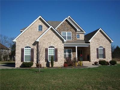 Murfreesboro Rental Under Contract - Not Showing: 1308 Sweetspire Drive