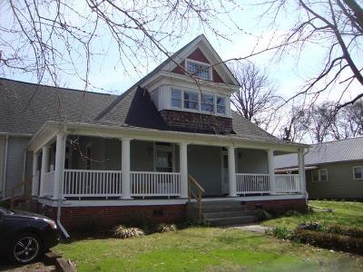 Rutherford County Rental Under Contract - Not Showing: 816 N Maple St.