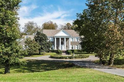 Old Hickory Single Family Home Under Contract - Showing: 1205 Robinson Rd