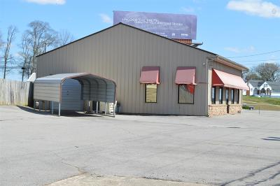 Clarksville TN Commercial Sold: $360,000