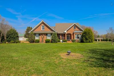Clarksville TN Single Family Home Closed: $405,000