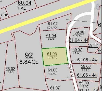 Dover Residential Lots & Land For Sale: 3 Red Bud Rd