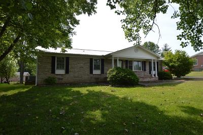 Woodbury TN Single Family Home Sold: $129,900