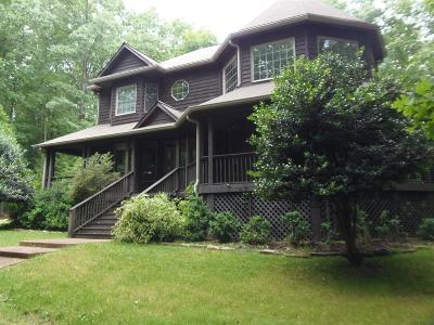 Monteagle TN Single Family Home For Sale: $449,000
