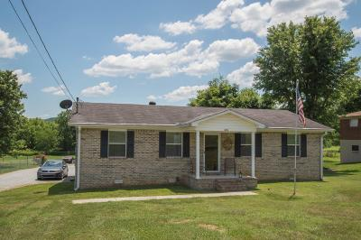 Woodbury TN Single Family Home Sold: $134,900