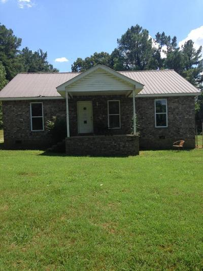Humphreys County Single Family Home Under Contract - Not Showing: 7025 White Oak Rd