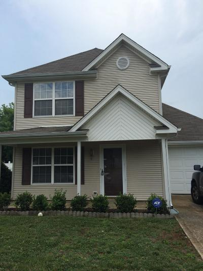Rutherford County Single Family Home Under Contract - Not Showing: 5045 Boyd Dr