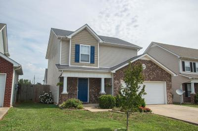 Murfreesboro TN Single Family Home Sold: $165,000