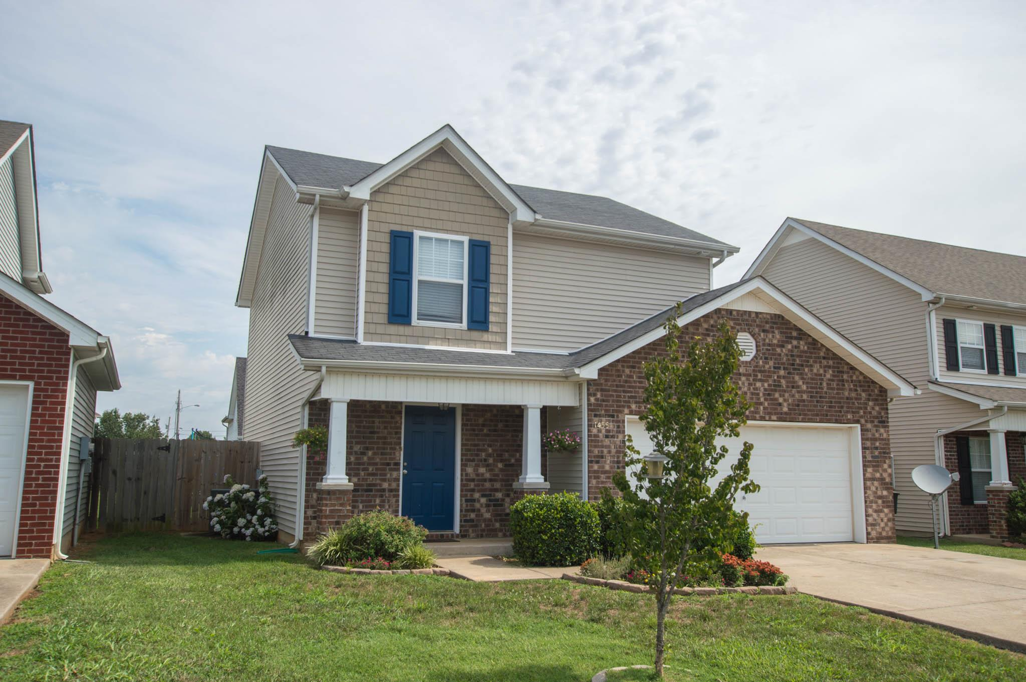 Tennessee rutherford county christiana - Murfreesboro Tn Single Family Home Sold 165 000