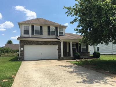 Murfreesboro Rental Under Contract - Not Showing: 5739 Roxbury Dr