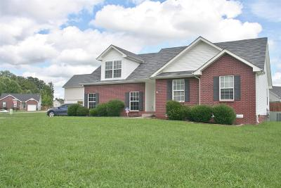Single Family Home Sold: 898 Landing Way