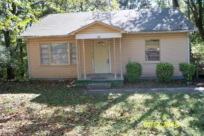 Clarksville Single Family Home For Sale: 120 Circle Hill Dr