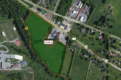 Residential Lots & Land For Sale: McMinnville Hwy