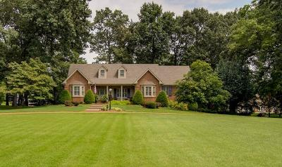 Clarksville TN Single Family Home slod: $359,500