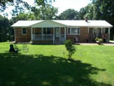 Smithville Single Family Home For Sale: 1292 Barnes Mill Rd