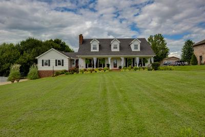 Hendersonville Single Family Home Under Contract - Showing: 1718 Stop Thirty Rd