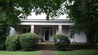 Mount Pleasant Single Family Home For Sale: 516 N Main St