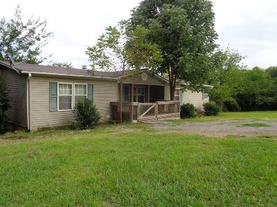 Wilson County Single Family Home Under Contract - Not Showing: 3547 Swindell Hollow Rd