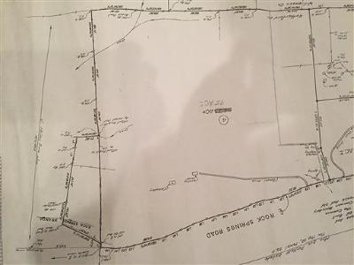 Smyrna Residential Lots & Land For Sale: 5813 Rock Springs Rd