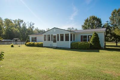 Bradyville TN Single Family Home Sold: $124,900 SOLD!