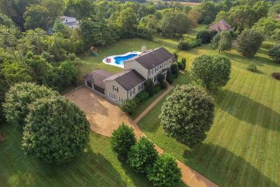 Williamson County Single Family Home For Sale: 6332 Chickering Cir