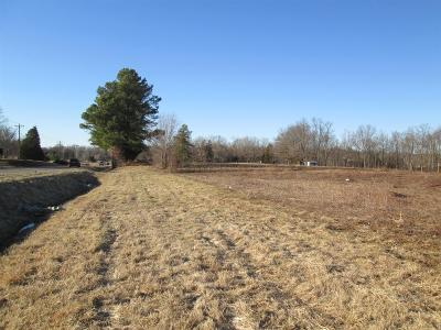 Clarksville Residential Lots & Land For Sale: 5353 Ashland City Road