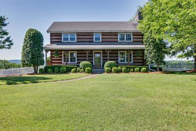 Thompsons Station Single Family Home For Sale: 6723 Cool Springs Rd