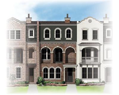 Nashville Single Family Home For Sale: 3616 C West End Ave *116