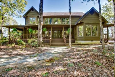 Monteagle Single Family Home For Sale: 1804 Clifftops Ave