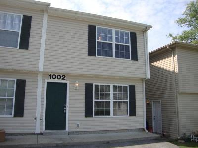 Rutherford County Rental For Rent: 1012 Division St