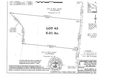 Altamont Residential Lots & Land For Sale: 43 Bluff Woods