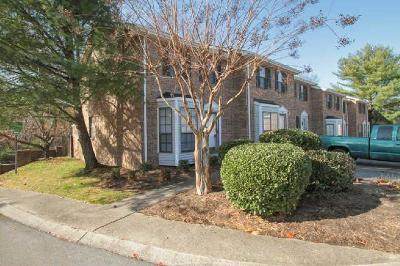 Nashville Condo/Townhouse Under Contract - Not Showing: 459 Claircrest Dr
