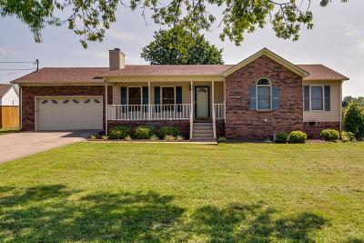 Columbia  Single Family Home Under Contract - Not Showing: 912 Armstrong Ln
