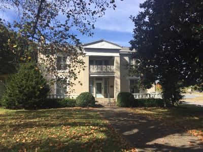 Christian County Single Family Home For Sale: 1705 S Main St