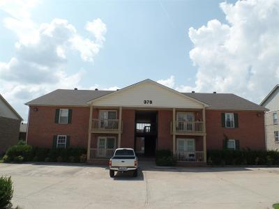 Clarksville Condo/Townhouse For Sale: 370 Jack Miller Blvd Apt G #G