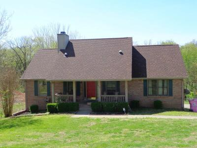 Christian County, Ky, Todd County, Ky, Montgomery County Single Family Home For Sale: 690 W Creek Dr