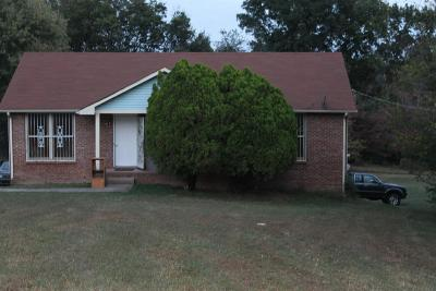 Clarksville Single Family Home Under Contract - Showing: 103 Pollard Ct