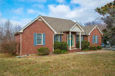 Woodbury TN Single Family Home Sold: $149,900