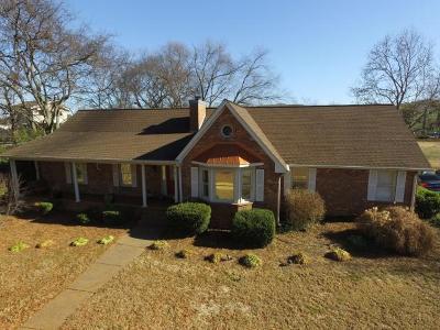 Single Family Home For Sale: 601 Gresham Ln.