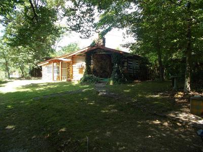 Lawrenceburg Single Family Home For Sale: 2555 Buffalo Rd