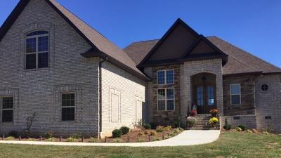 White House Single Family Home Under Contract - Showing: 107 Crystal Ct