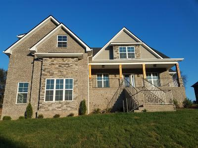 Nolensville Single Family Home For Sale: 116 Dobson Knob Trail(Lot 5)