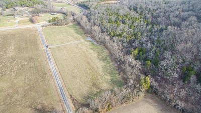 Bradyville TN Residential Lots & Land Sold: $59,900