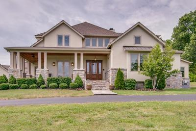 Franklin Single Family Home For Sale: 4384 N Chapel Rd