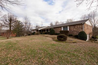 Mount Juliet Single Family Home For Sale: 613 Jefferson Dr
