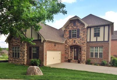 Hendersonville Single Family Home For Sale: 1008 Ramble Run Lot 14