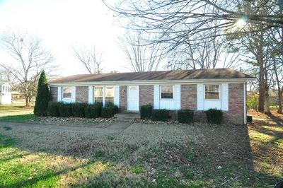 Clarksville Single Family Home For Sale: 179 Dale Terrace