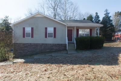 Christian County, Ky, Todd County, Ky, Montgomery County Single Family Home For Sale: 3402 Timber Trace